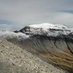 Le mont Buet se pare de blanc