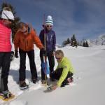 Initiation à la recherche de victime en avalanche