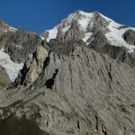 Les pyramides calcaires (Val Veny Italie)