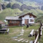 refuge de Levionnaz au Grand Paradis
