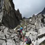 le chaos rocheux du Dérochoir