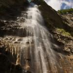 la cascade de la Vogealle